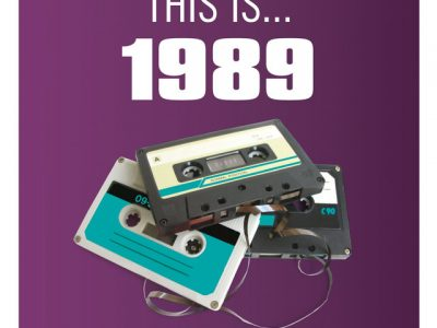 This is ... 1989