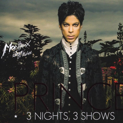 Prince - Concert 3 Nights 3 Shows Tour- Live @ Montreux Jazz Festival 2013