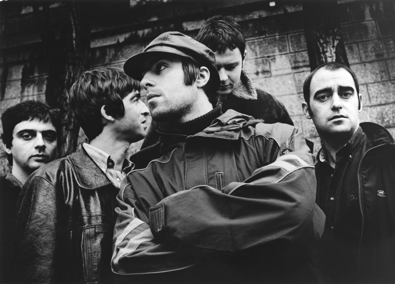 Oasis | Zoom 94-09 | Potoclips.com Oasis Band 1995