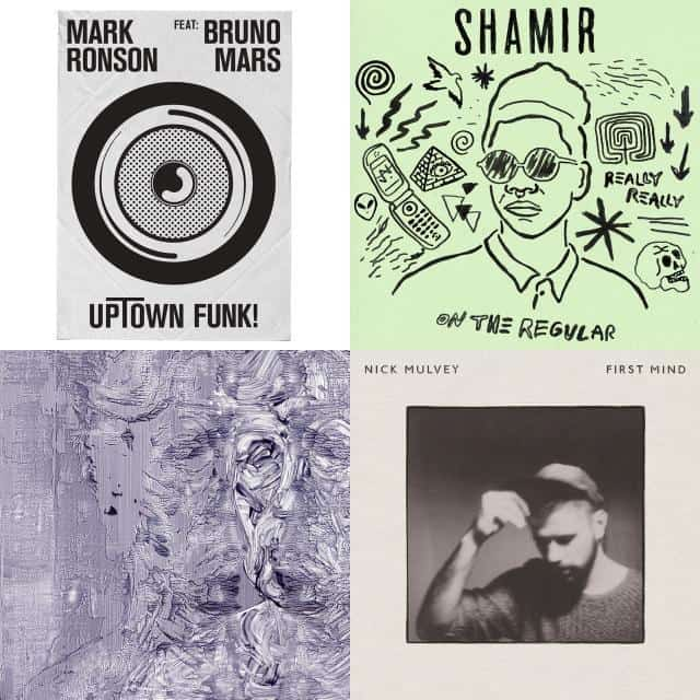 Jukebox Top 100% 2014 - 2014-12