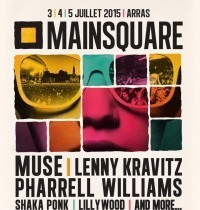 Main Square Festival | '15 | 12th | July, 3rd – 5th