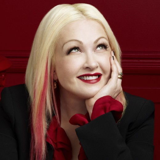 Cindy Lauper | Zoom 83-08