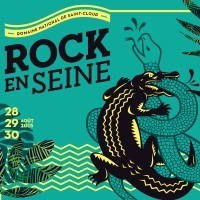 Rock en Seine | '15 | 13th | August, 28 – 30th