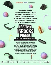 Les inRocKs Festival | '15 | 28th | Nov., 11-17th
