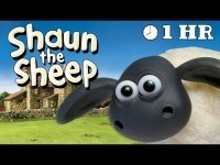 Shawn le Mouton (Shaun the Sheep) – S1 – Episode 01-10 [1HOUR]