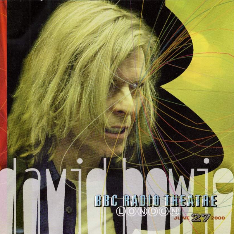 David Bowie | Concert The Hours… Tour: Live at the BBC Theatre 2000