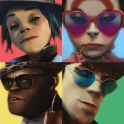 Gorillaz | Best of 01-17