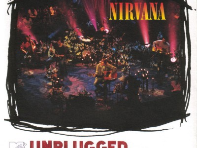 Nirvana - MTV Unplugged In New-York - 1994