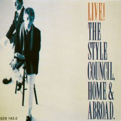 The Style Council | Showbiz – The Style Council, Live! '85