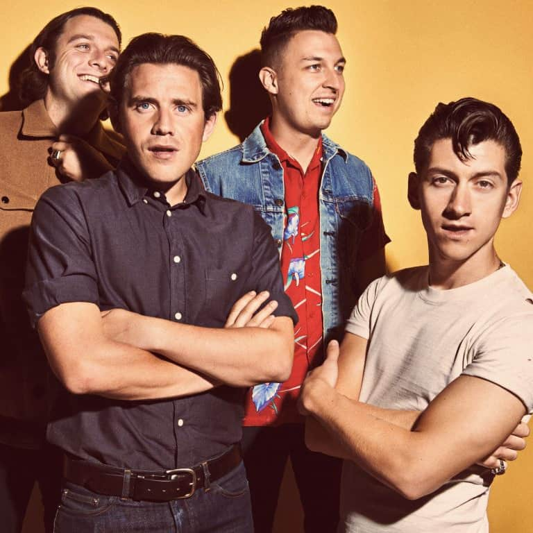 Arctic Monkeys | Zoom 05-14