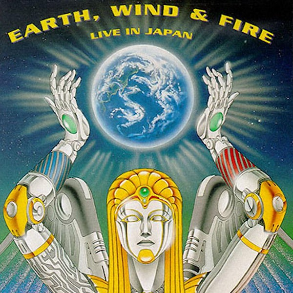 Earth, Wind & Fire | Concert Live in Japan