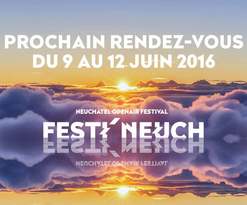 Festi'Neuch | '16 | 16th | June, 9th – 12th