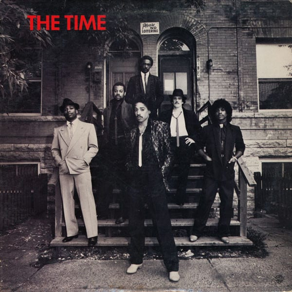 The Time - 1980