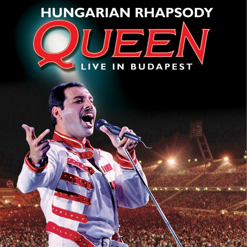 Concert Magic Tour: Hungarian Rhapsody, Queen Live in Budapest 1986