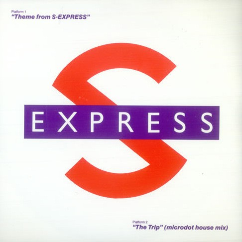 S'Express - Theme From S'Express - 1988