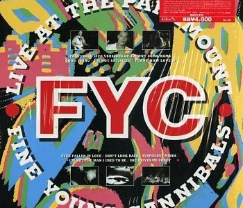 Fine Young Cannibals - Live at the Paramount 89