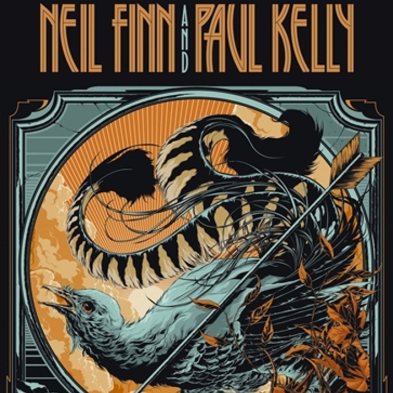 Neil Finn & Paul Kelly - Goin Your Way 2013