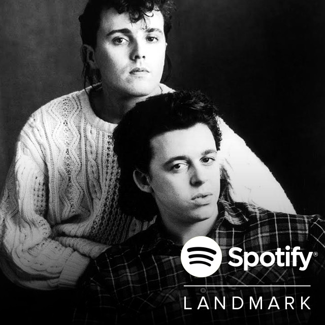 Tears for Fears - Spotify Landmark 2014