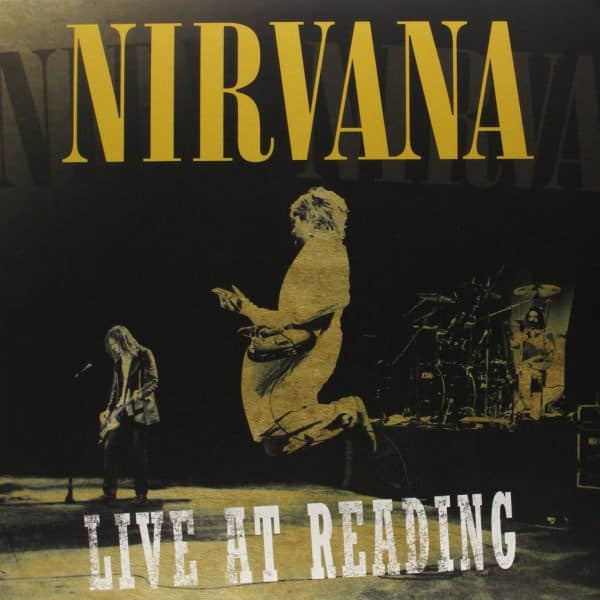 Nirvana - Live at Reading 1992