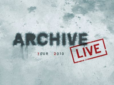 Archive - Tour 2010 - Live in Athens