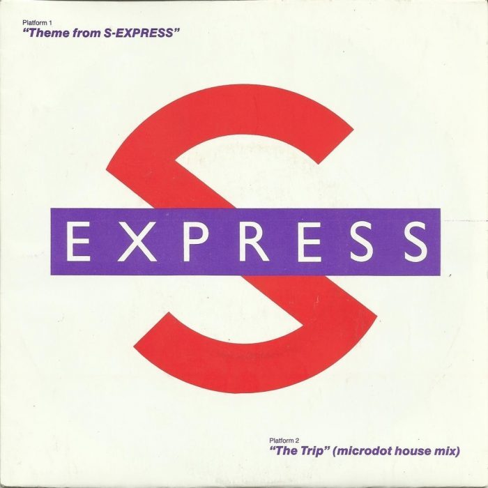 S'Express | Theme from S'Express – 1988