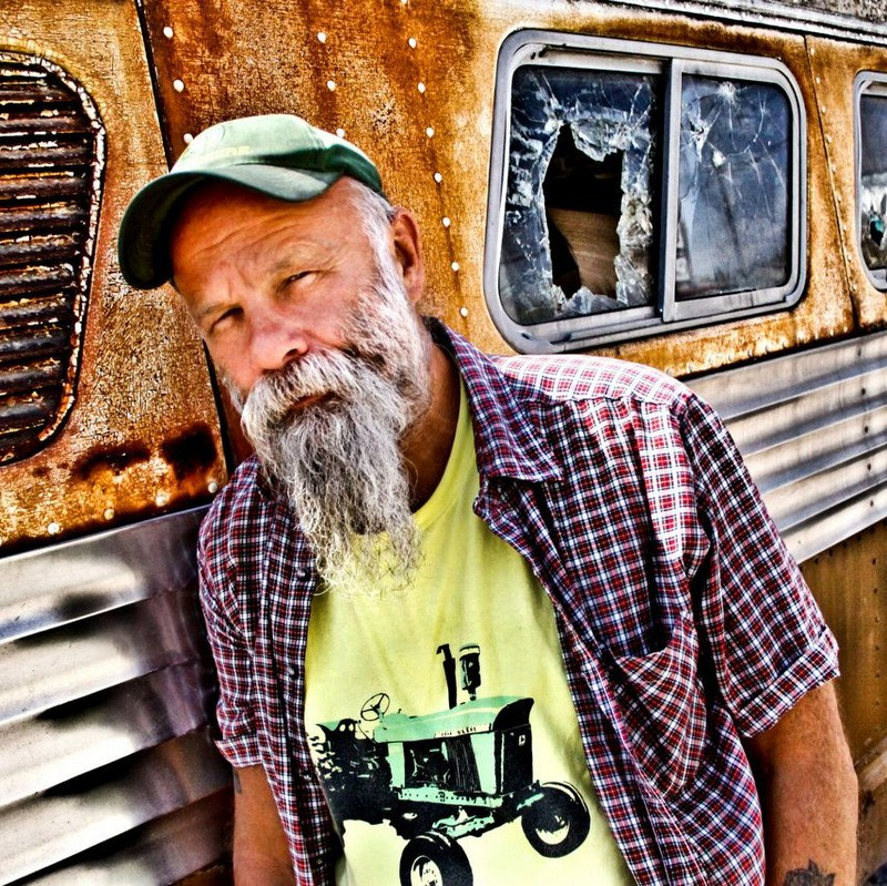Seasick Steve - Zoom 10-16
