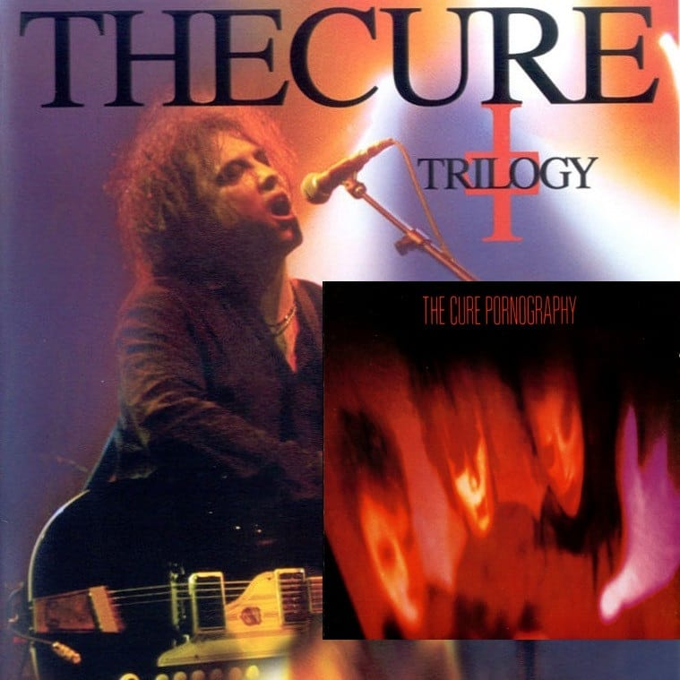 "The Cure - The Trilogy Concerts '02, 1/3: ""Pornography"""