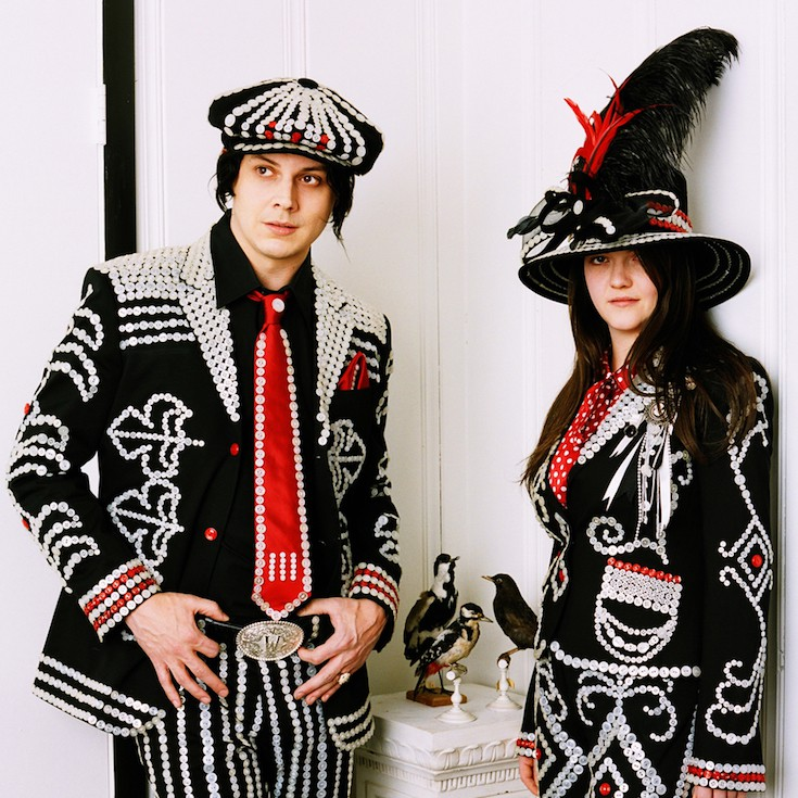 The White Stripes - Zoom 98-16