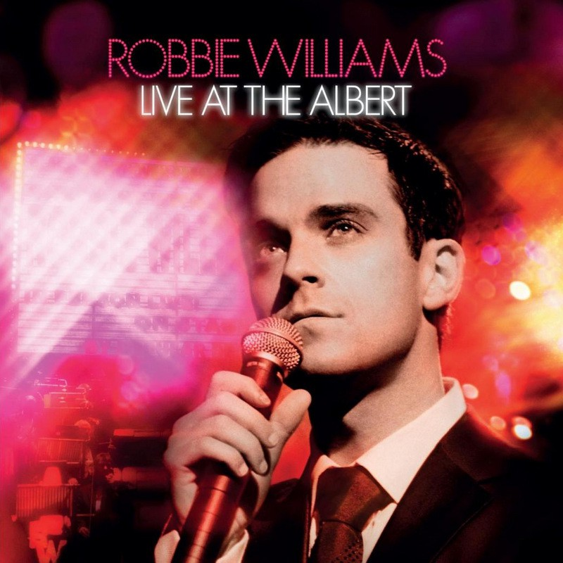 Robbie Williams - Live at the Royal Albert Hall '01