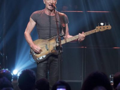 Sting - Concert at the Bataclan '16