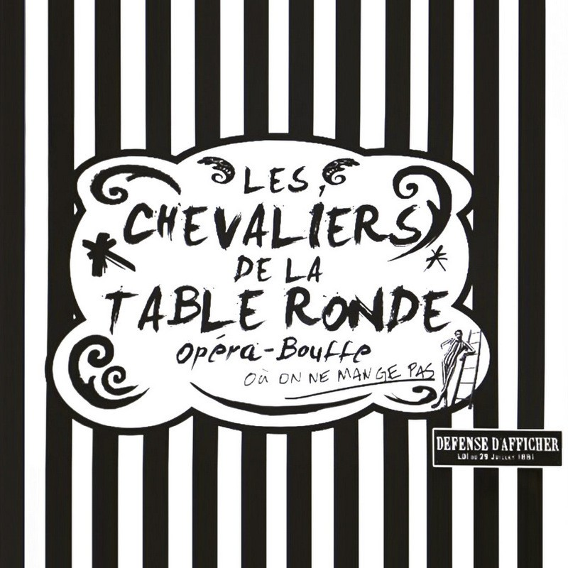 Les Chevaliers de la Table Ronde - 2016
