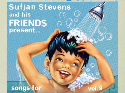 Sufjan Stevens - Let it Snow- Songs for Christmas, Vol. 9