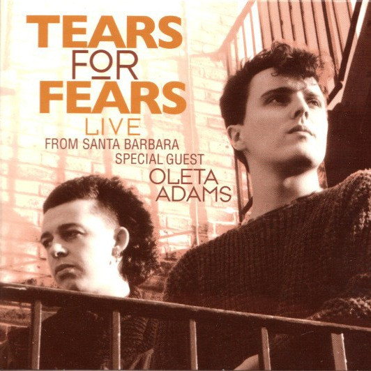 Tears for Fears | Concert Seeds of Love Tour: Going to California '90