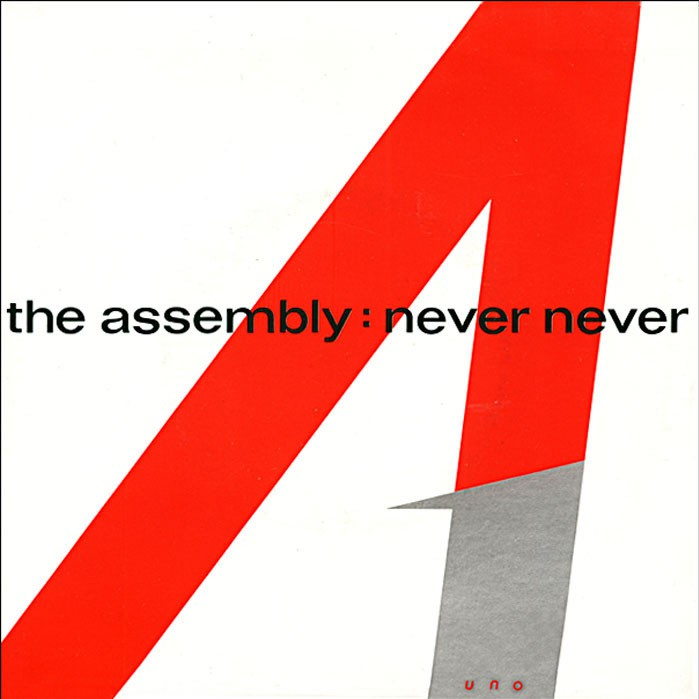 The Assembly - Never Never - 1983
