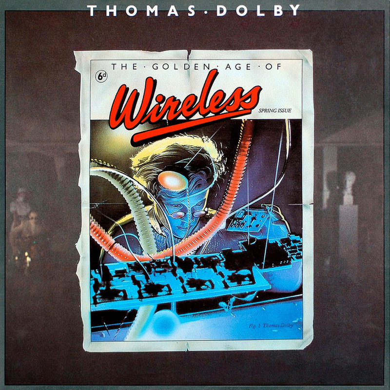 Thomas Dolby - Live Wireless 1983