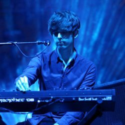James Blake | Concert Pitchfork Music Festival '14