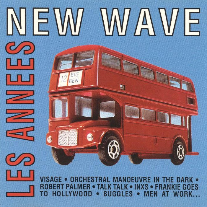 The New Wave Years, Vol. I – 1991