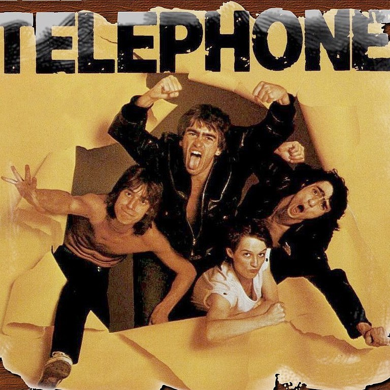 Telephone - Rockpalast '83