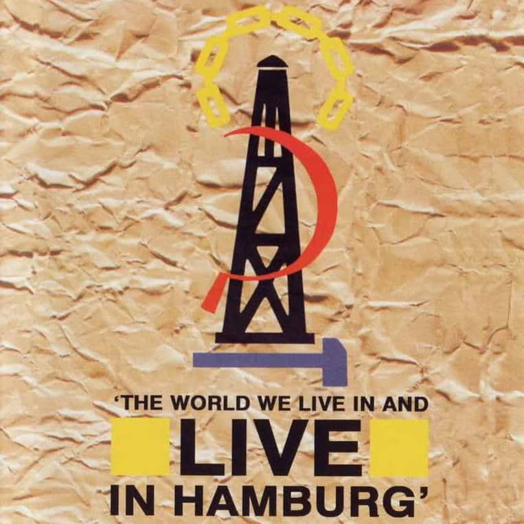 Depeche Mode - The World We Live In & Live In Hamburg '85