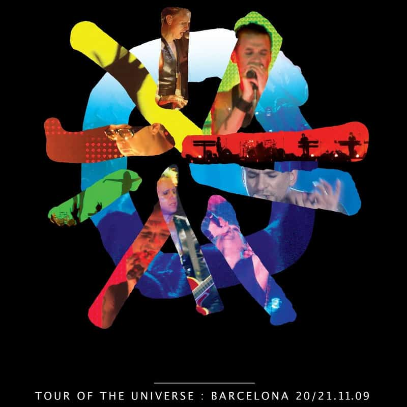 Depeche Mode - Tour of the Universe 2009 - Live in Barcelona