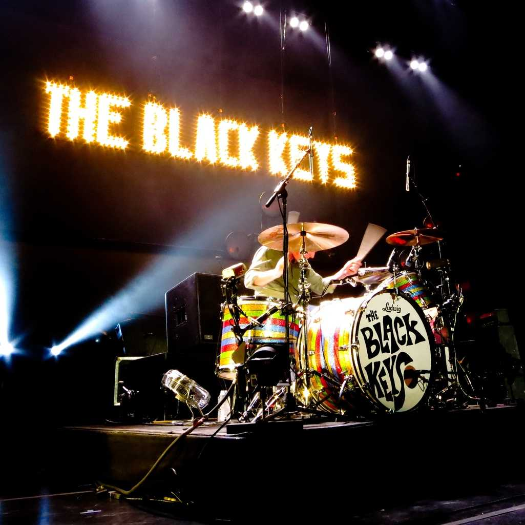 The Black Keys - Concert Eurockéennes de Belfort '14