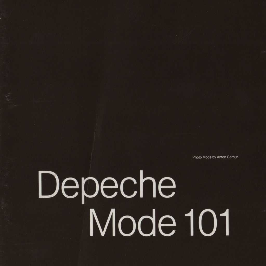 Depeche Mode - The Story of 101