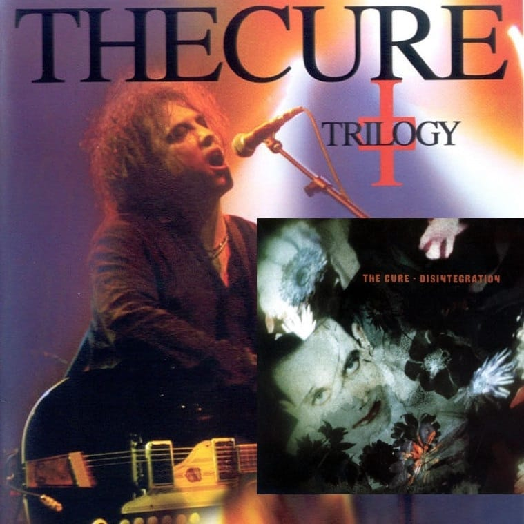 "The Cure - The Trilogy Concerts '02, 2/3: ""Disintegration"""