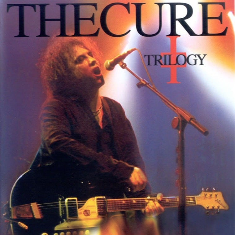 The Cure -The Trilogy Concerts 02