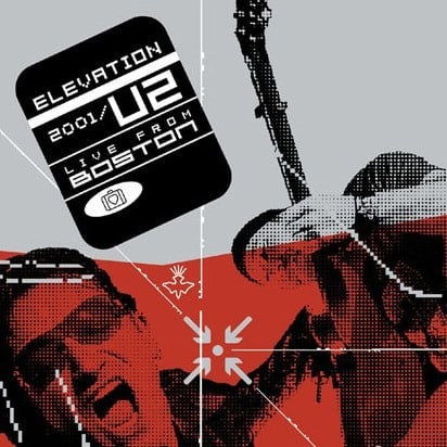 U2 - Elevation Tour 2001- Live From Boston
