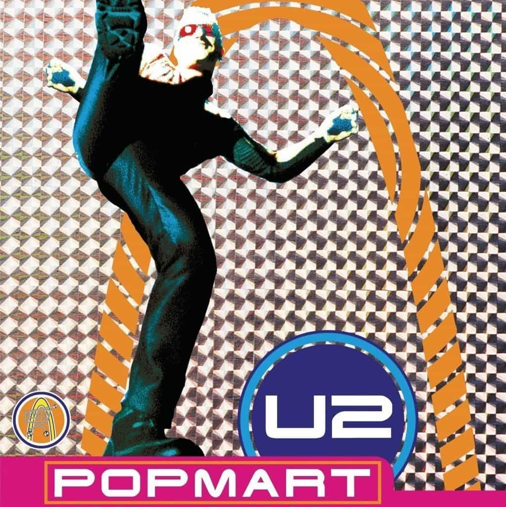 U2 - PopMart: Live From Mexico City '97