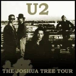 U2 | Concert The Joshua Tree Tour: Live From Los Angeles '87