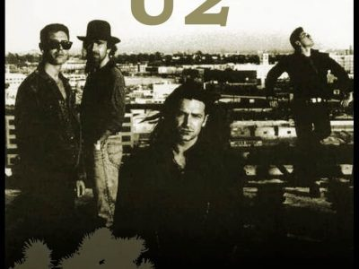 U2 - The Joshua Tree Tour '87