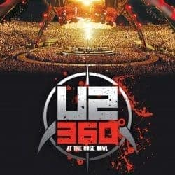 U2 | Konzert U2 360° Tour: The Other Side Travel '09