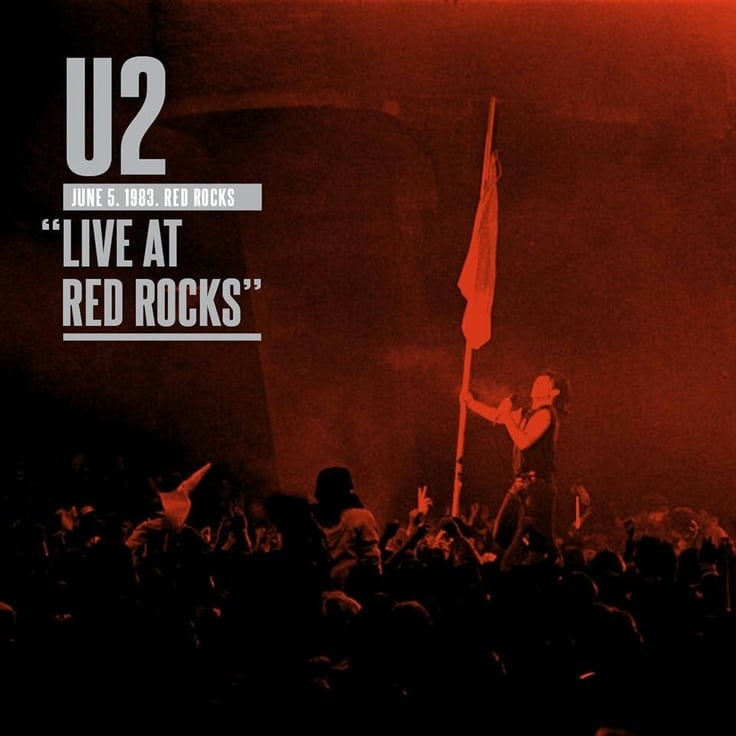 U2 - Live at Red Docks: Under a Blood Red Sky 1983